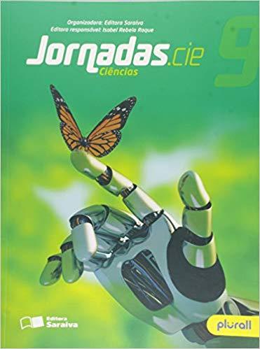 Jornadas - Ciências 9º Ano - Ed. Saraiva