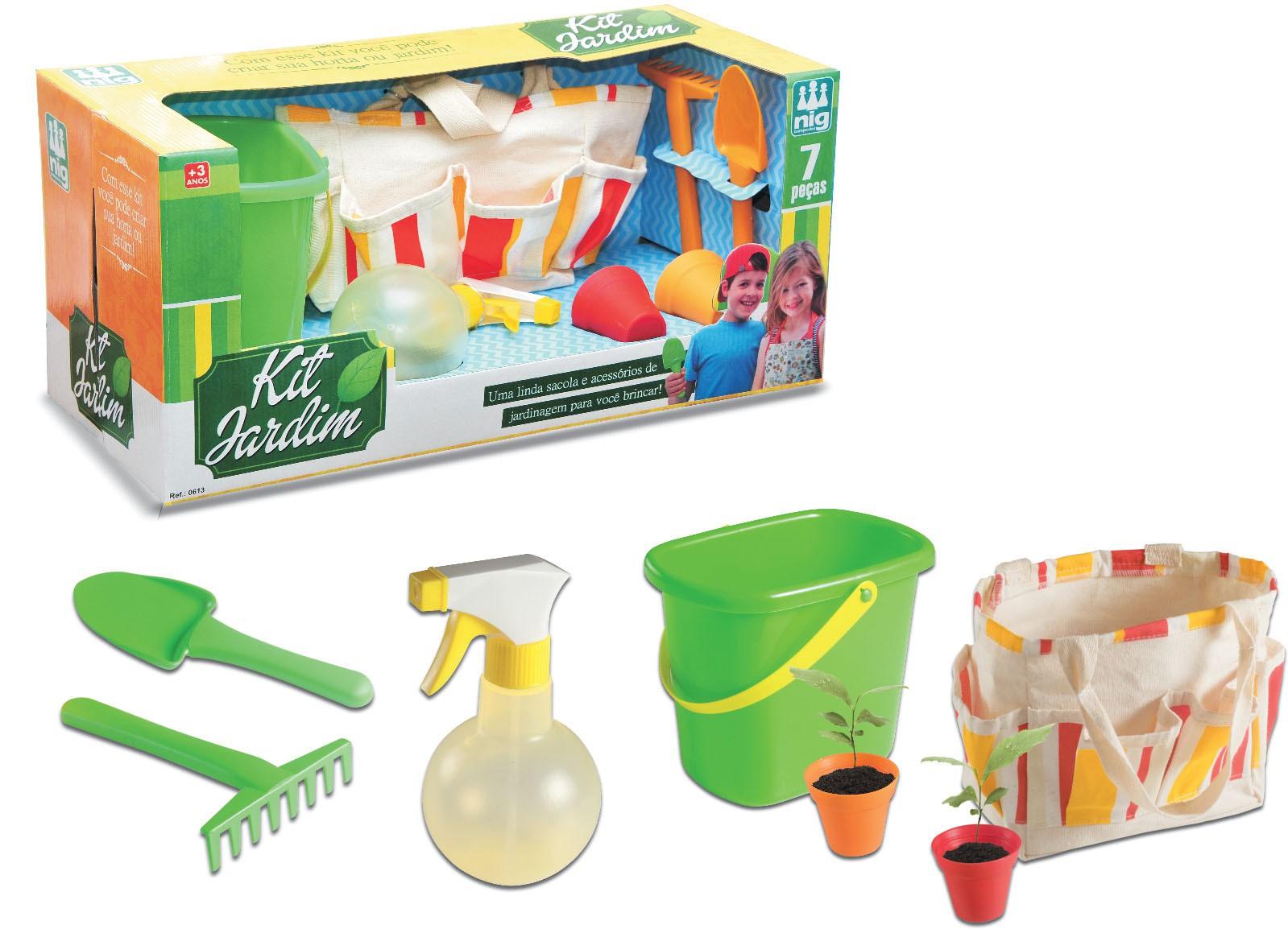Kit Jardim - Nig Brinquedos