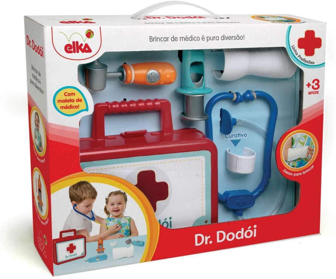 Kit Medico Dr. Dodói, Elka