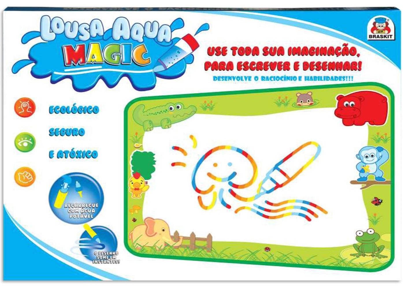 Lousa Aqua Magic - Braskit