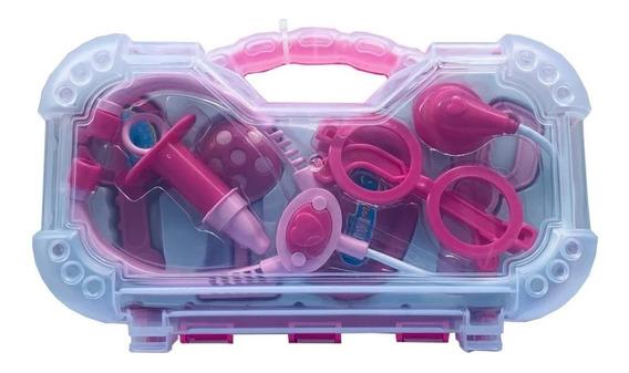 Maleta Kit Médico Mini Doutor - Paki Toys