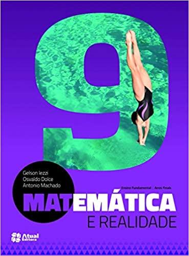 Matemática e realidade - 9º Ano - Ed. Atual