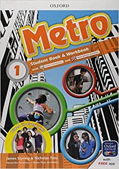 Metro 1 - Student Book e Workbook