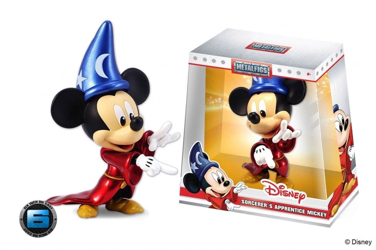 MICKEY FEITICEIRO 6    METALFIGS   - DTC