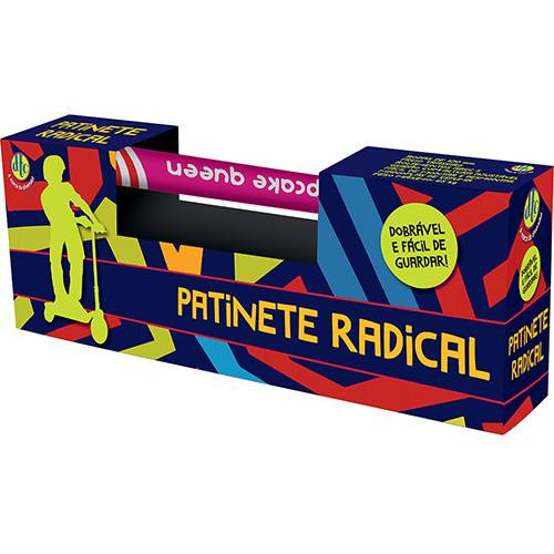 Patinete Radical   - DTC
