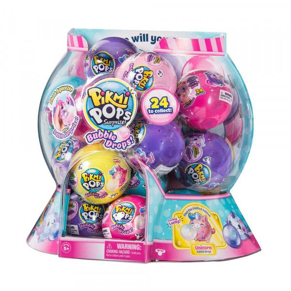 Pikmi Pops - Bubble Drops - Mini Figura Sortidas DTC