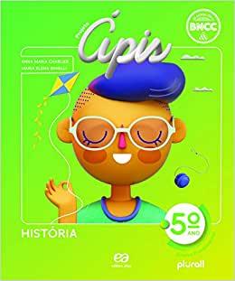 Projeto Ápis - História - 5º ano - Ed. Ática