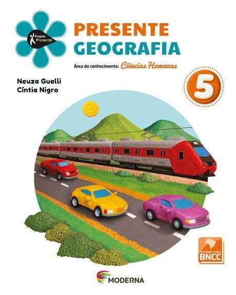 Projeto Presente Geografia 5º Ano - Ed Moderna