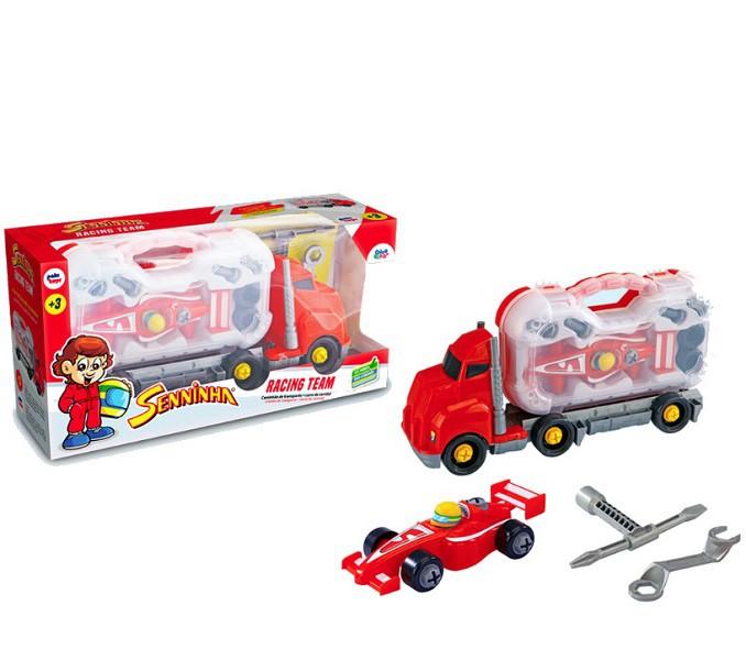 Racing Team Senninha - Paki Toys