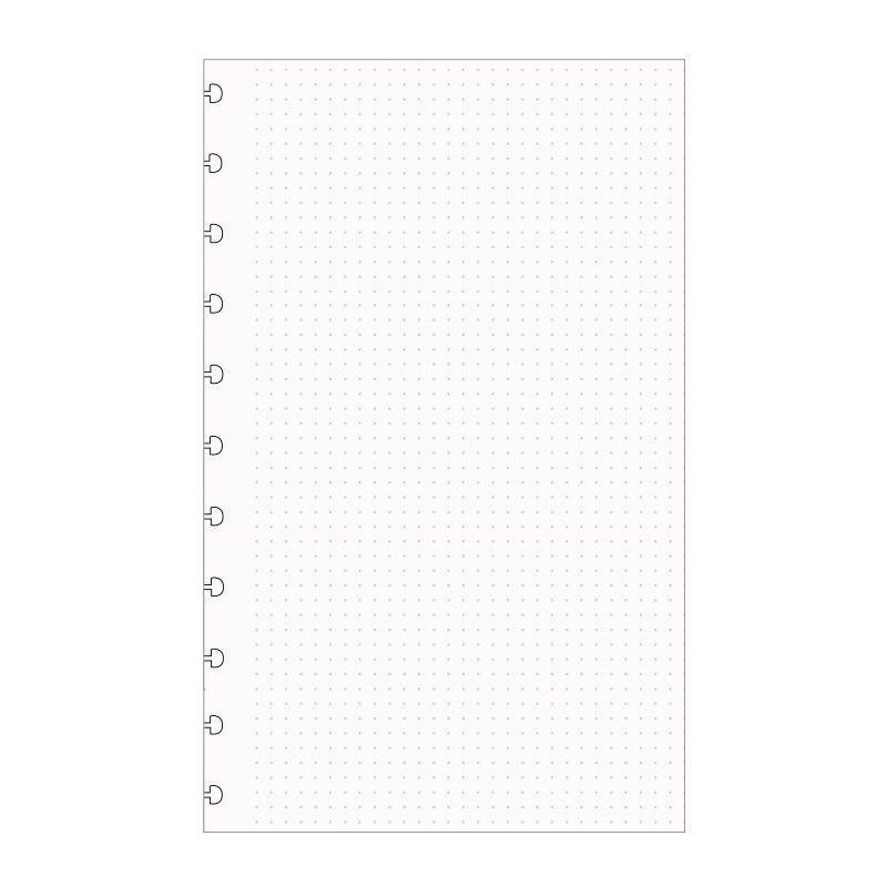 Refil Pontilhado Caderno Inteligente Grande - 30fls