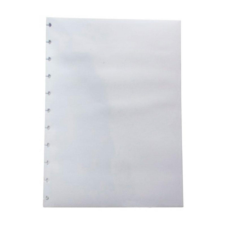 Refil sem pauta Caderno Inteligente Grande 90gr 50fls