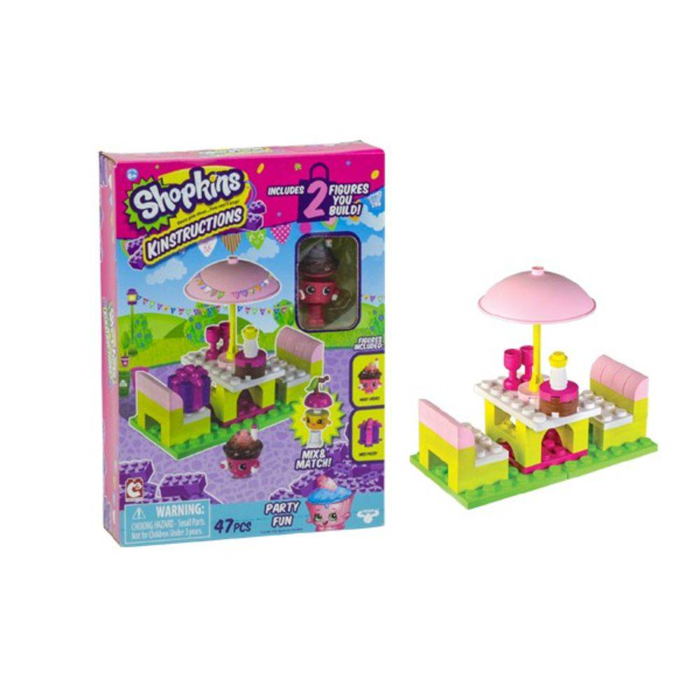 SHOPKINS KINSTRUCTIONS - DTC