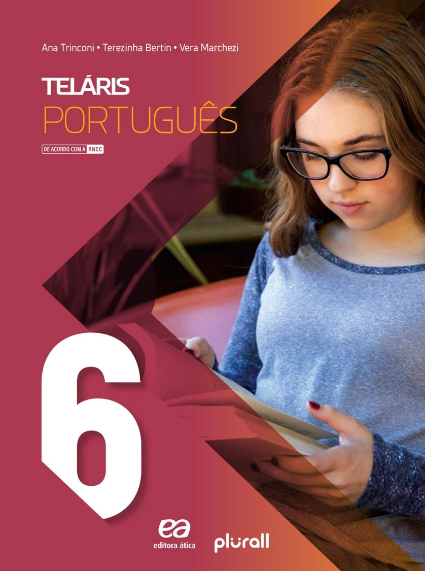 Teláris Língua Portuguesa 6º Ano (Português) Capa Comum – 6 jul 2019