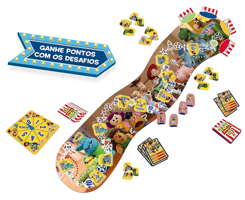 Toy Story 4 - Jogo Aventura dos Brinquedos