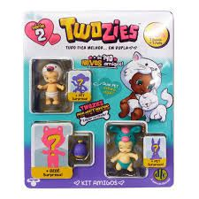 TWOZIES- BLISTER C/6
