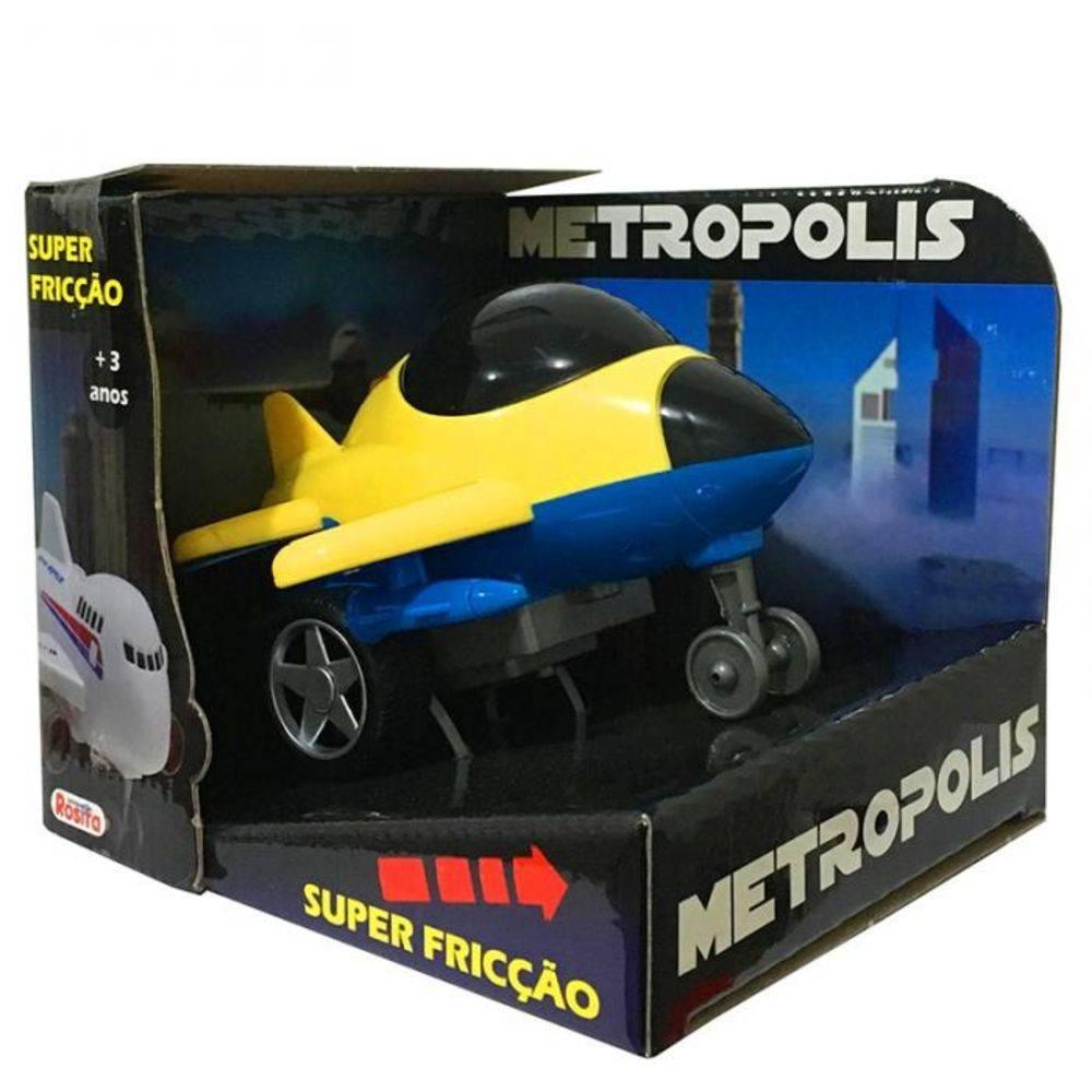 Veículos com super fricção Metropolis