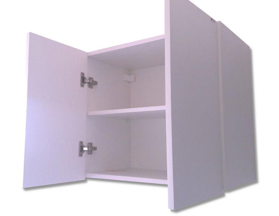 Armário Aéreo Cozinha Banheiro Lavanderia Escritório 100%mdf