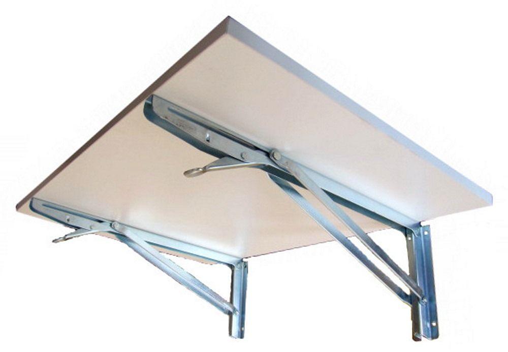 Mesa de Parede Dobrável 90x45 cm em MDf de 15 mm