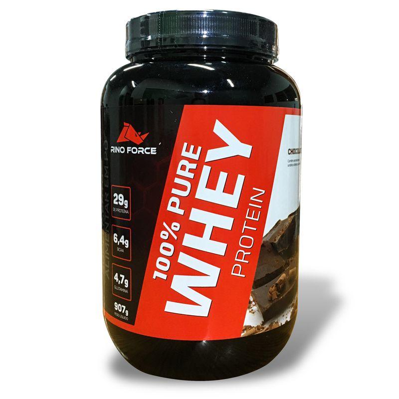 Whey 100% Protein Chocolate - 907g