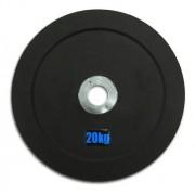 Anilha Olímpica 20 kg Hi-Temp