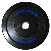 Anilha Olímpica Bumper 20 kg