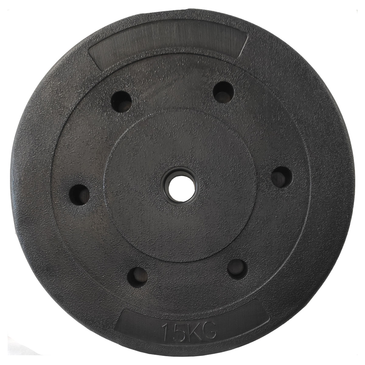 Anilha Furo Comum PVC - 15kg