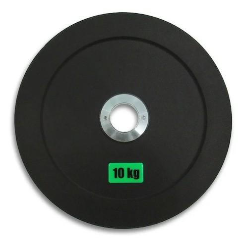Anilha Olímpica 10 kg Hi-Temp