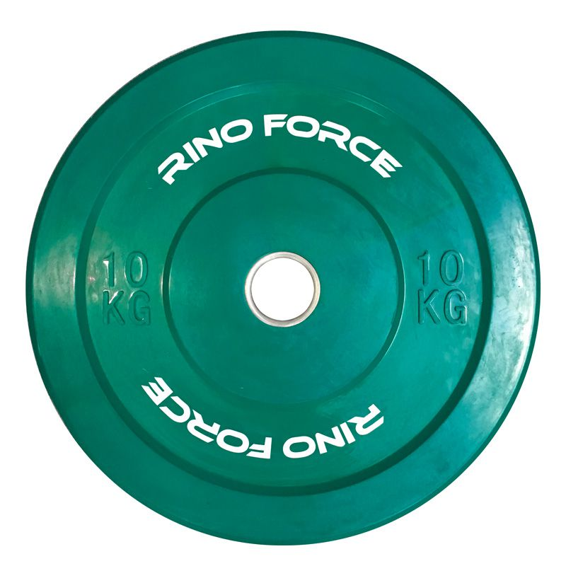 Anilha Olímpica Bumper Color 10 kg