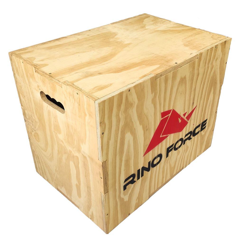 Plyo Jump Box Caixa de Salto - 50x60x75cm