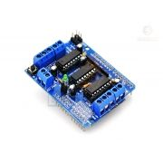 Arduino Motor Shield L293D Driver Ponte H
