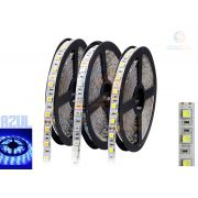 Fita LED 5050 Azul IP20