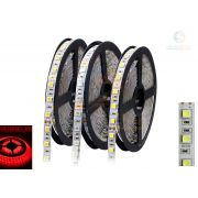 Fita LED 5050 Vermelho IP65