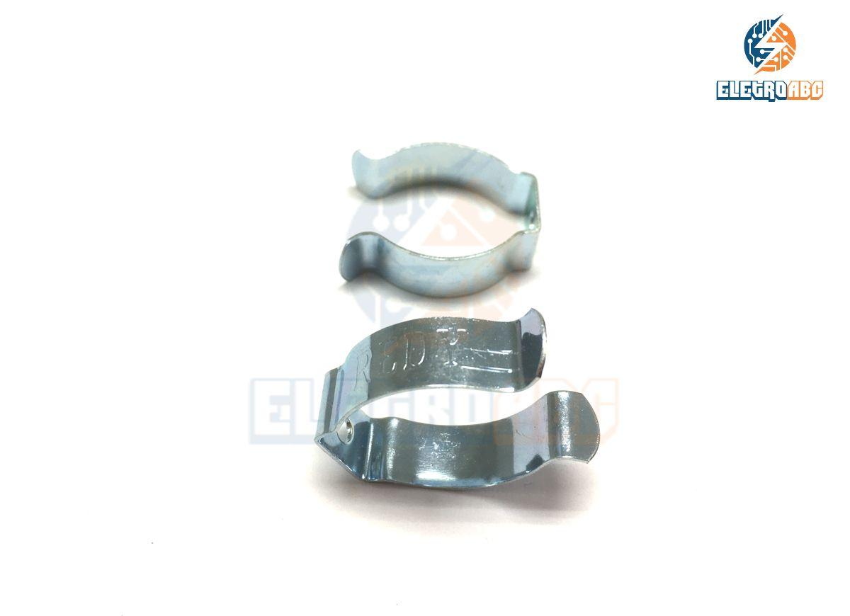 Abraçadeira de Aço para Lâmpada tubular T8