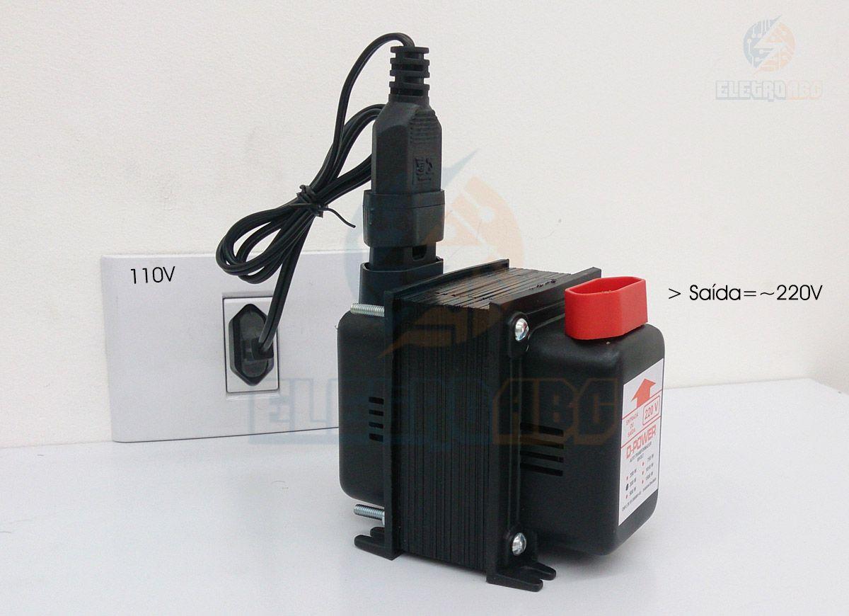 Autotransformador D-POWER 300 va