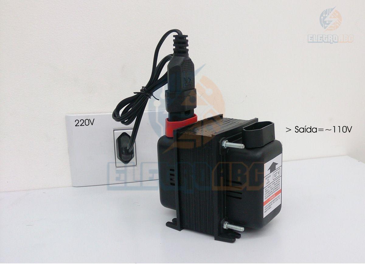 Autotransformador D-POWER 750 va