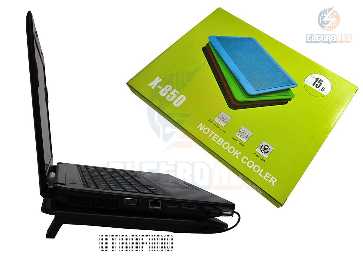Base Cooler P/ Notebook MOD.X-850