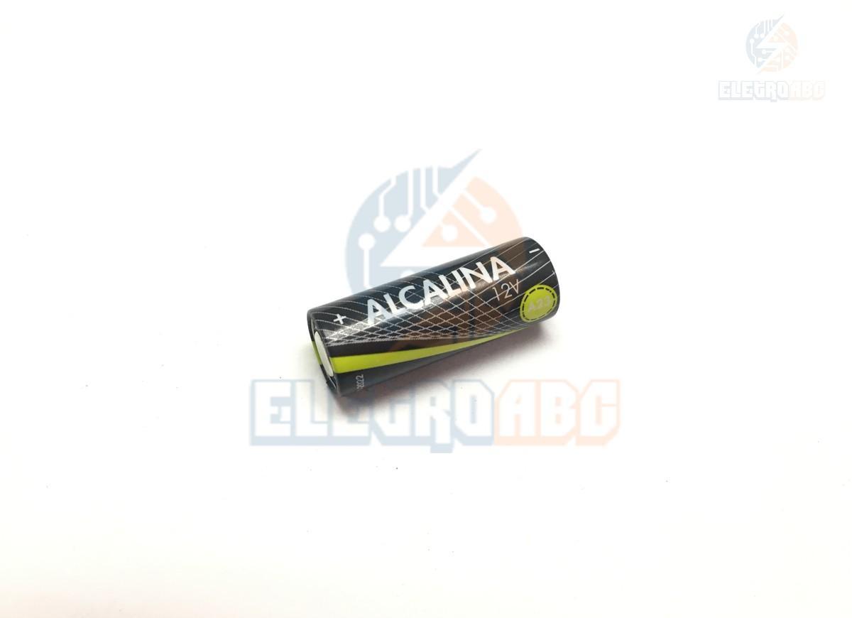 Bateria Alcalina 12V Max A23