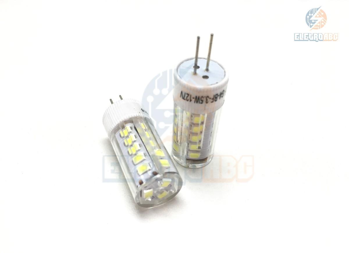 Lâmpada LED Bipino G4 3,5W BF 127V