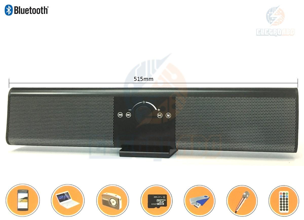Caixa de som bluetooth TG018