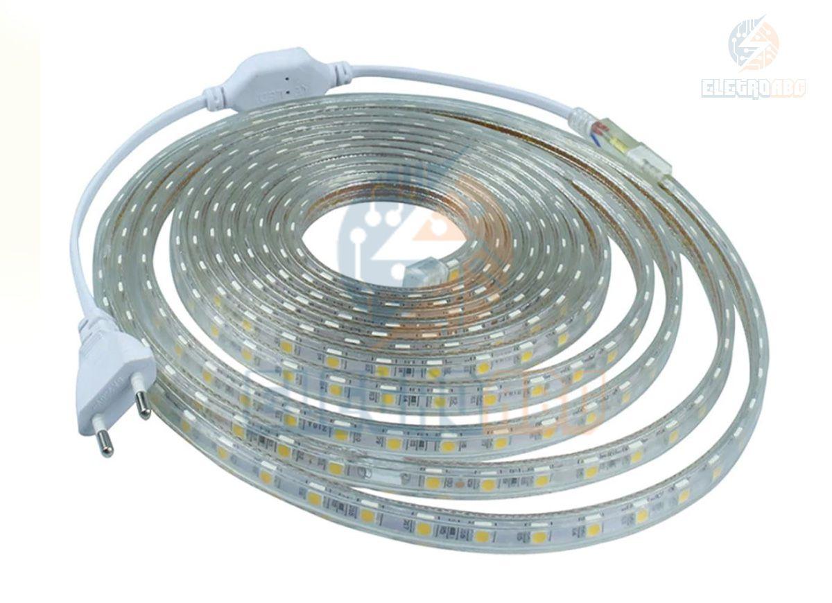 FITA LED KLFT-5050-6MM 60LEDS 127V