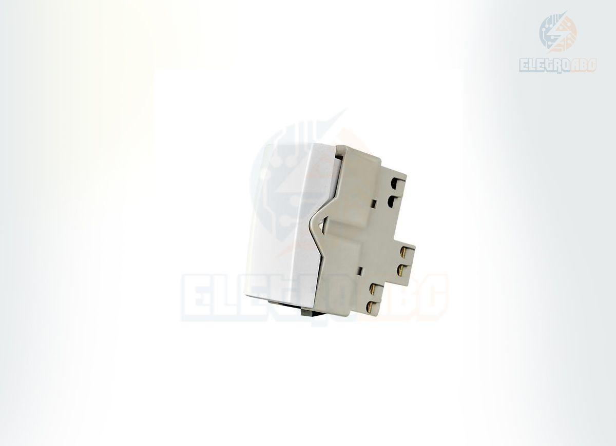 INTERRUPTOR BIPOLAR SIMPLES 10A-250V BR SLEEK