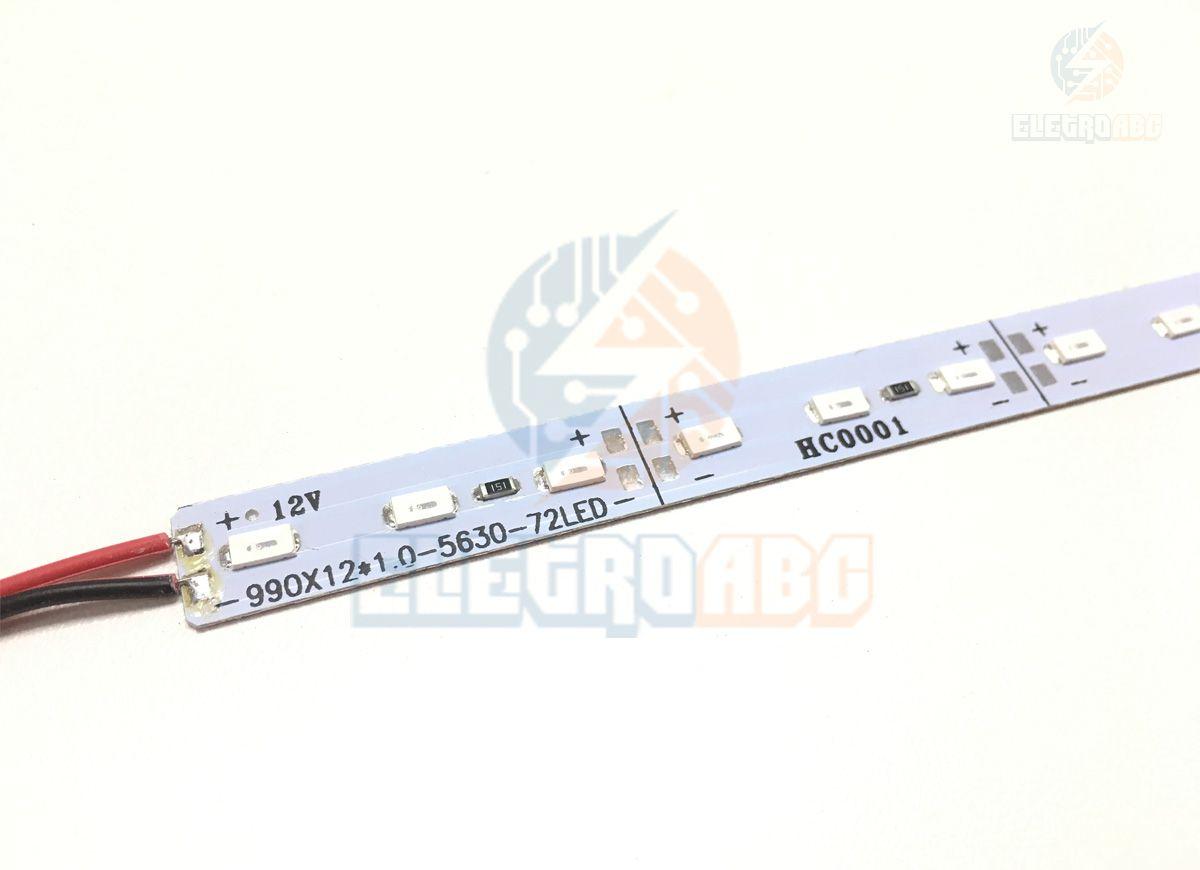 KIT Barra LED 5630 10 AZ 10 VM