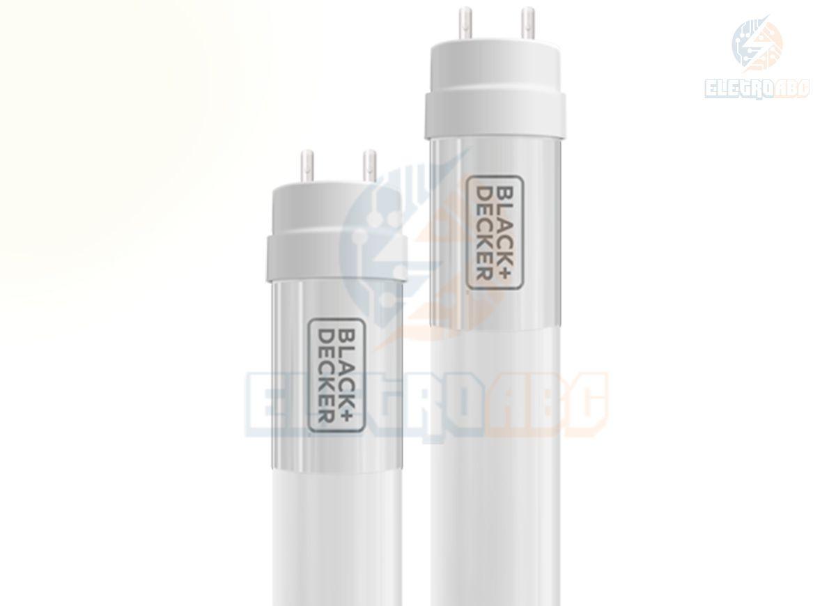 LAMP. LED B+D TUBULAR VIDRO T8 20W 6500k