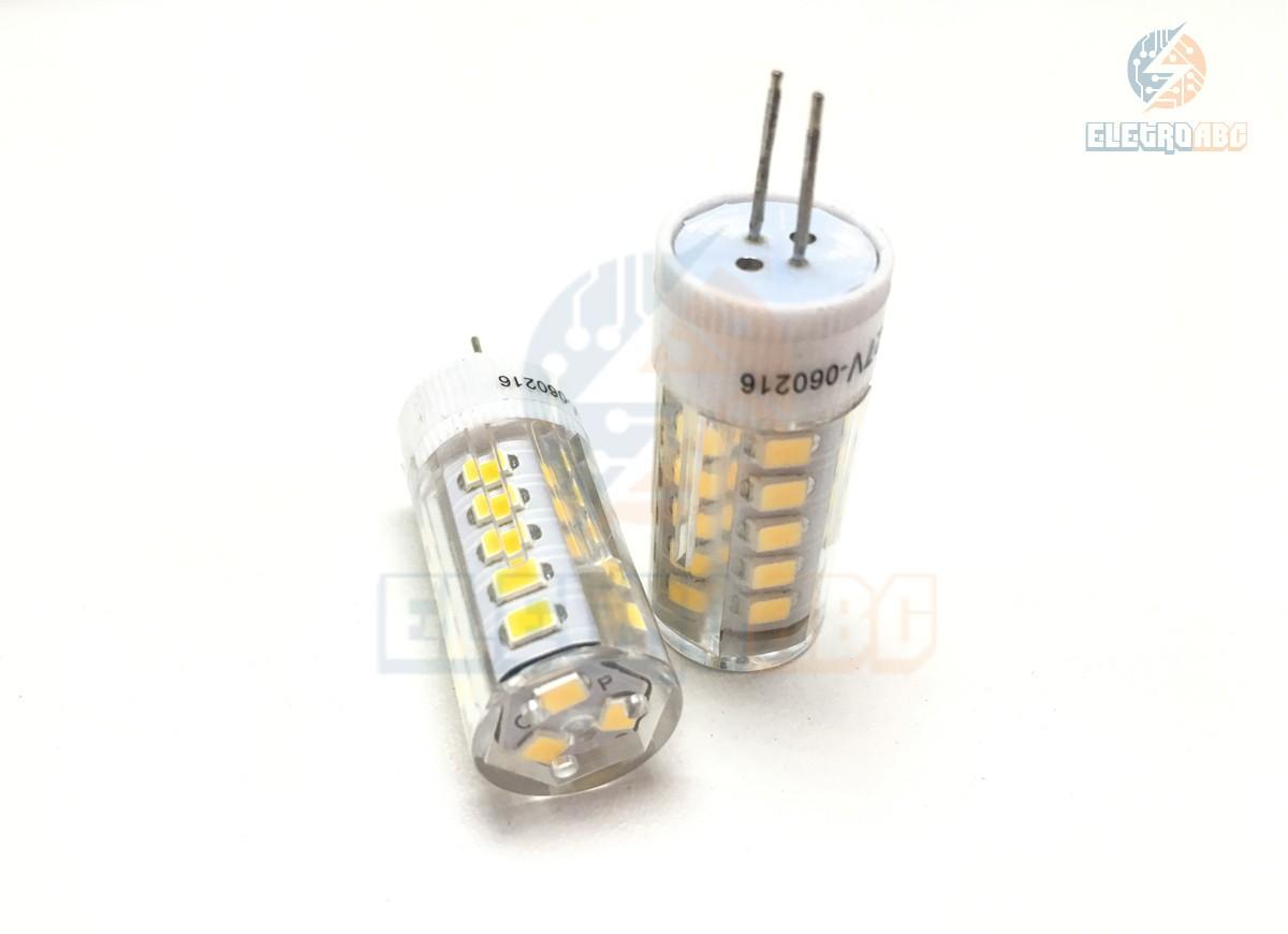 Lâmpada LED Bipino G4 3,5W BQ 127V