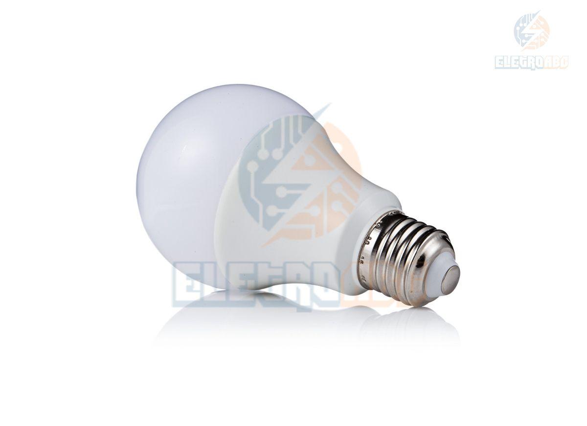 Lâmpada LED bulbo E27 5W RGB