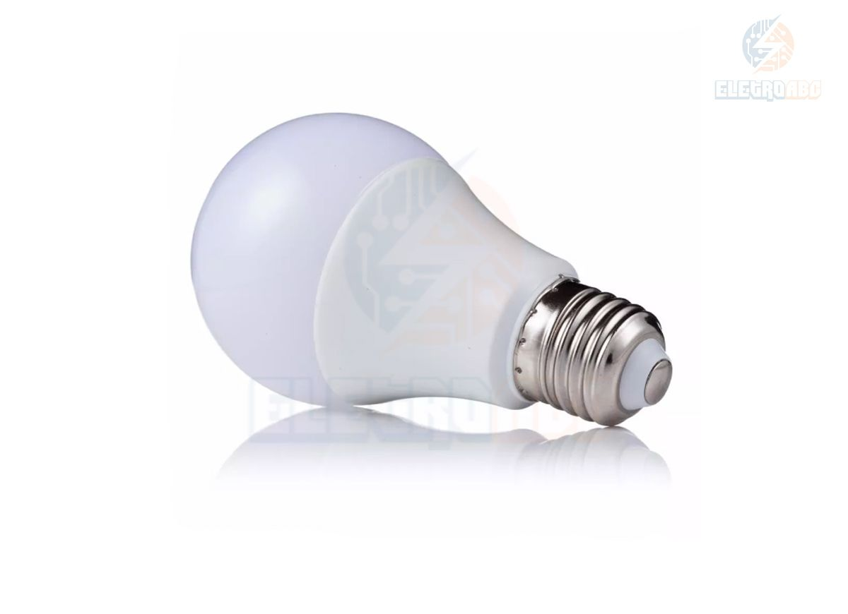 Lâmpada LED bulbo E27 7 W BQ