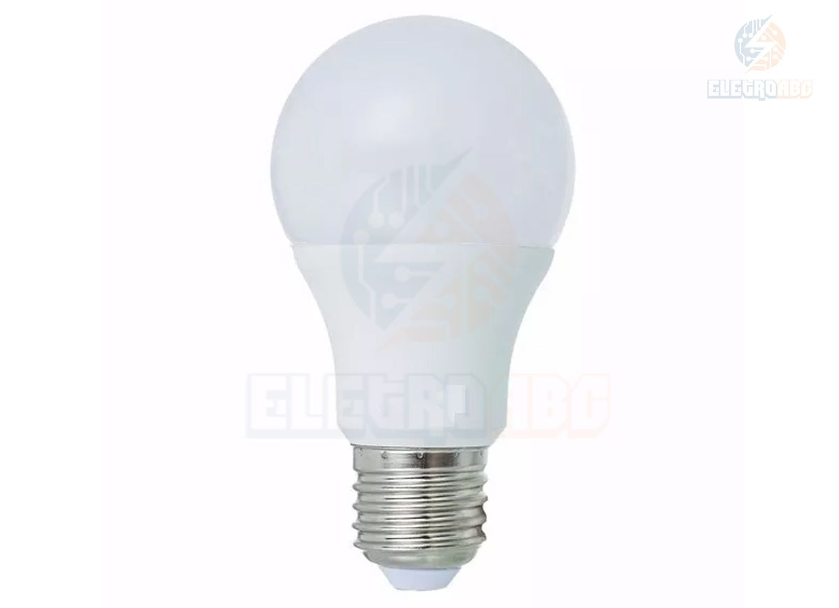 Lâmpada LED bulbo E27 9 W BQ