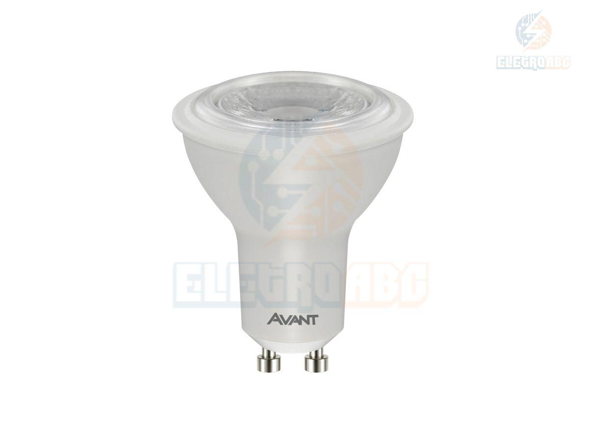 Lâmpada LED dicróica AVANT GU-10 5W BF