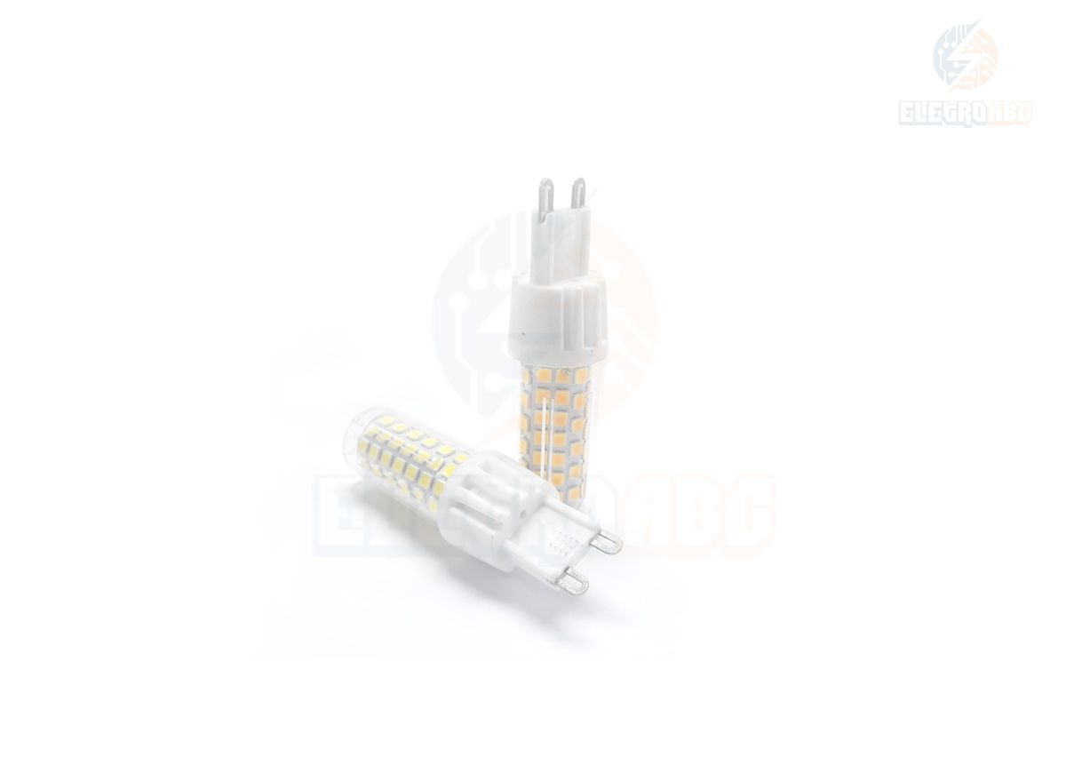 Lâmpada LED G9 7,5 W BQ 127V