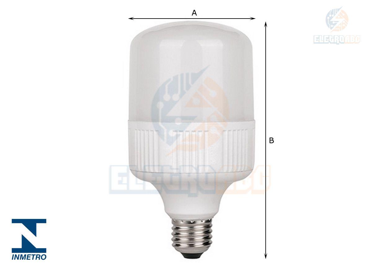 Lampada LED Highpower 30W (T-plus) BIV 6500K - E27
